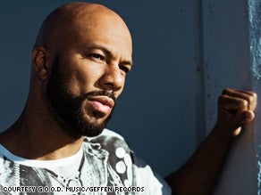 Rapper Common begins Black History Month speaking tour.