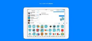Illustration for article titled Facebook Messenger Finally Comes to the iPad