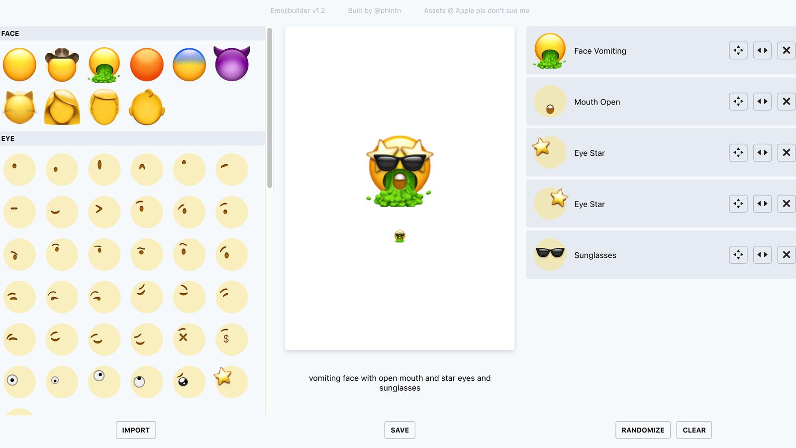 Online Emoji Maker Is a Legitimately Fun Way to Kill 5 Minutes