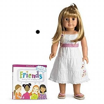 Illustration for article titled The Newest American Girl Doll Has A Secret