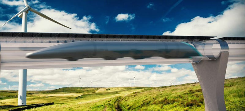 Illustration for article titled The Ten Most Bonkers Transportation Concepts Ever Conceived