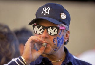 Illustration for article titled The Yankees Are So Evil They Sued For The Exclusive Right To Call Themselves Evil