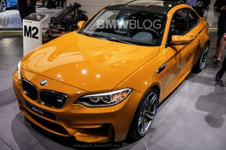 Illustration for article titled F87 BMW M2 is rumored to output 374 hp