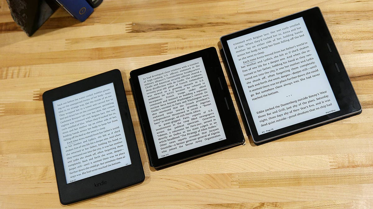 The New Kindle Oasis Is the Best Ereader of All Time, But Is