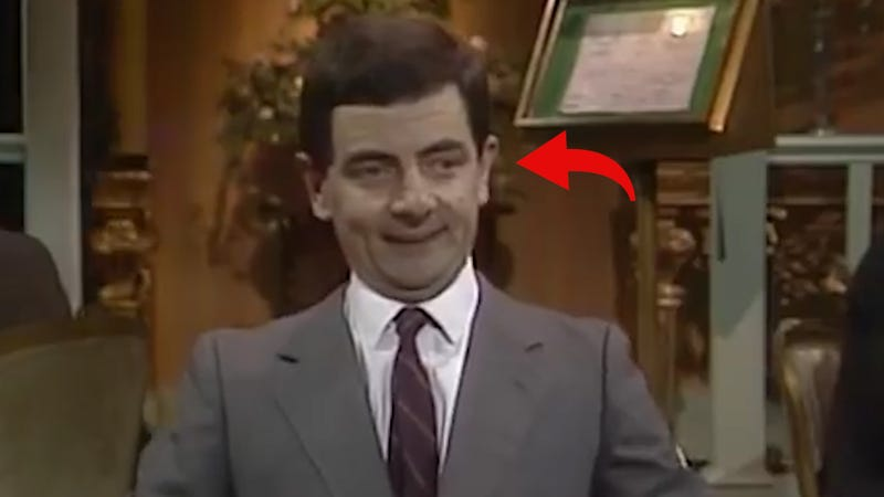 Illustration for article titled Mind-Blowing: This Incredible Fan Theory Suggests That Mr. Bean Is A Weird And Goofy Dude