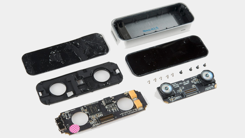 Leap Motion Teardown: Magic Made Simply