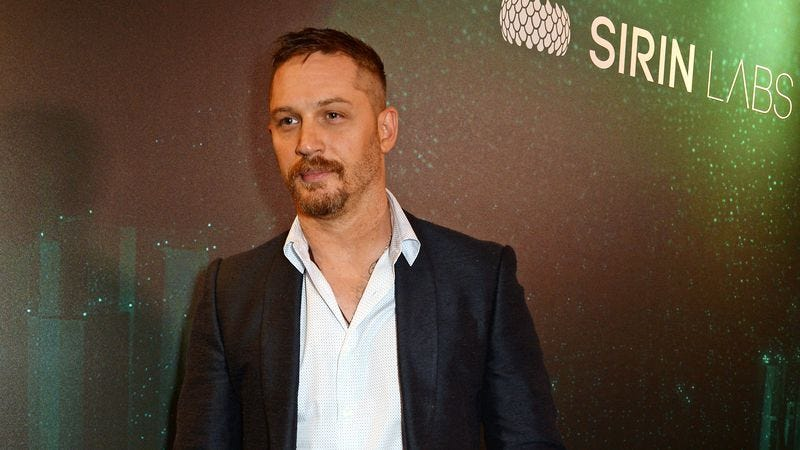 Tom Hardy (Photo: David M. Benett/Getty Images)