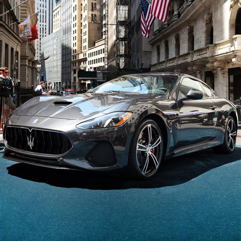 Illustration for article titled The 2018 Maserati GranTurismo