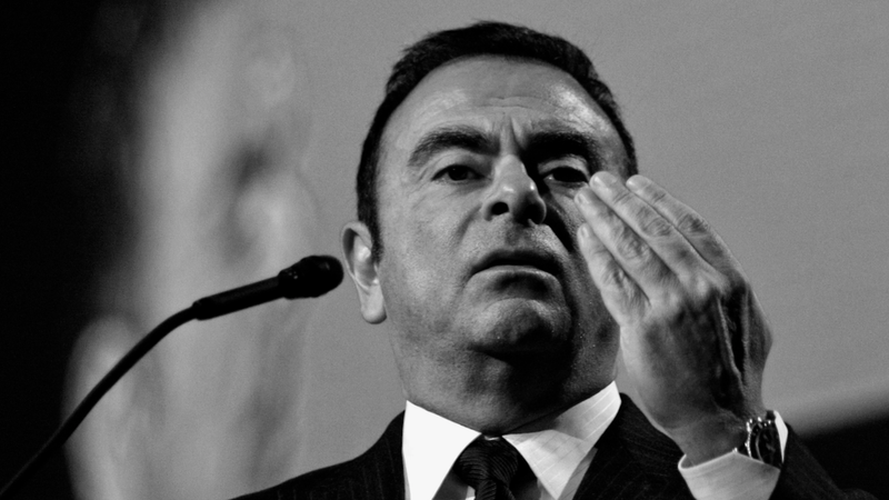 Illustration for article titled Was Carlos Ghosn Whacked?