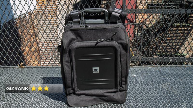 d035bade77 Illustration for article titled Pelican ProGear U140 Urban Elite Tablet  Backpack Review  Flak Jacket for