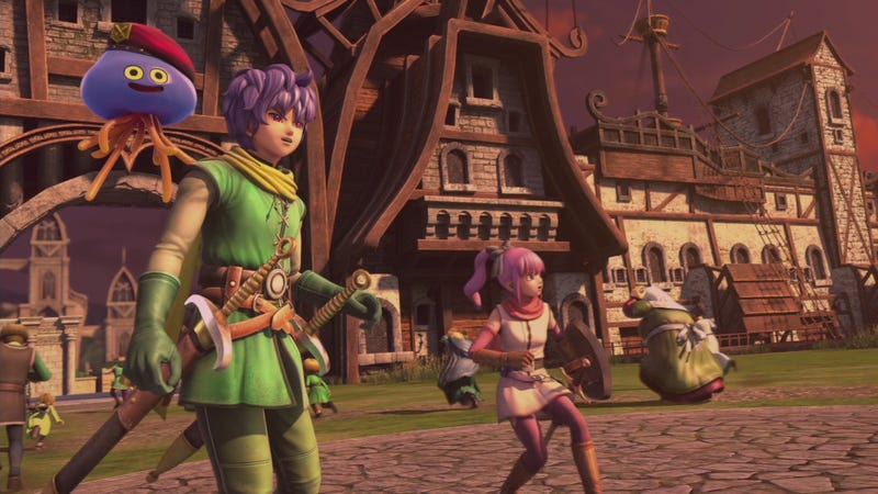 Illustration for article titled Dragon Quest Heroes II Is Less Dynasty Warriors, More Dragon Quest