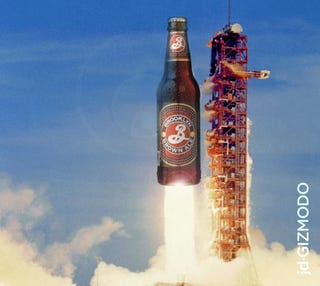 Illustration for article titled Astronauts Can't Enjoy Beer, But There's a Solution Coming