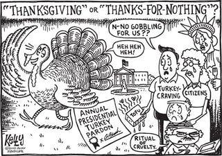 Illustration for article titled Editorial Cartoon - November 24, 2008