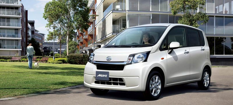 Illustration for article titled Why Japan Is Cracking Down On Its Tiny Kei Cars