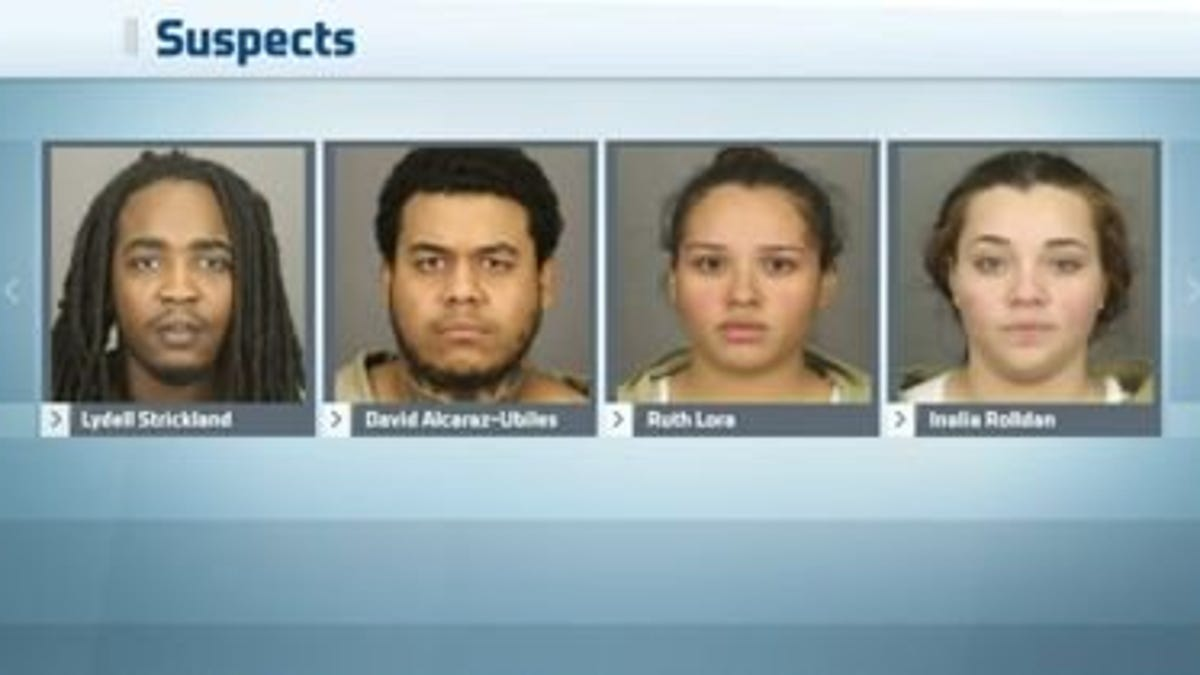 4 Sentenced in Kidnapping, Torture of NY College Students