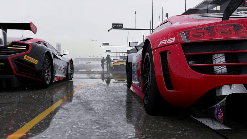 Illustration for article titled Forza Motorsport PC Has A Really Smart Way Of Keeping Your Frame Rate Constant