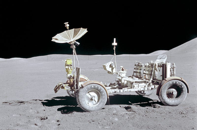Illustration for article titled How much would the Lunar Rover go for at auction?