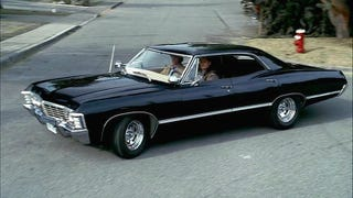 Illustration for article titled I'd rather have the Impala from Supernatural