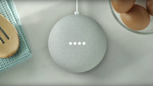Google s Smart Speakers Are Ready to Sell You a Bunch of Crap