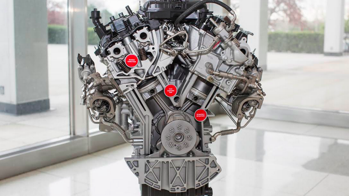 The 2017 Ford F-150's 3.5L EcoBoost Actually Makes More Power Than Expected