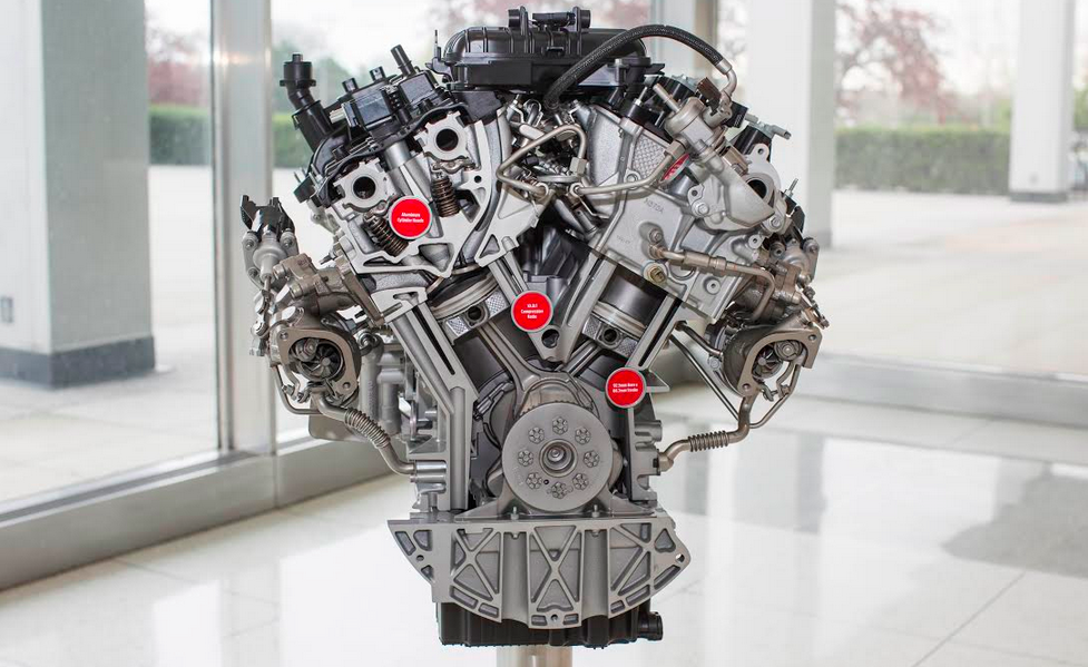 the 2017 ford f 150's 3 5l ecoboost actually makes more power than gtdi ecoboost engine the 2017 ford f 150's 3 5l ecoboost actually makes more power than expected