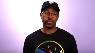 "Scene from BuzzFeed's ""27 Questions Black People Have for Black People"" videoYouTube screenshot"