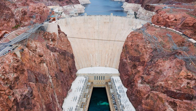 Illustration for article titled Historians Still Unable To Determine How Americans Were Able To Build Hoover Dam