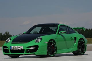 Illustration for article titled TechArt's Latest: Porsche 911 GTstreet