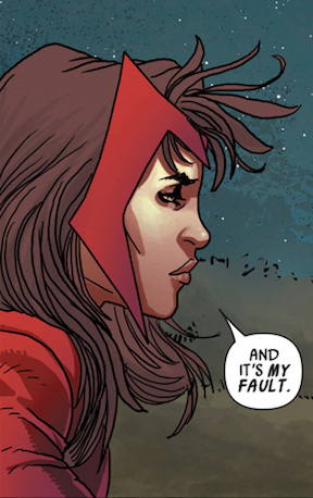 Illustration for article titled Here's Why The Avengers Should Fire The Scarlet Witch