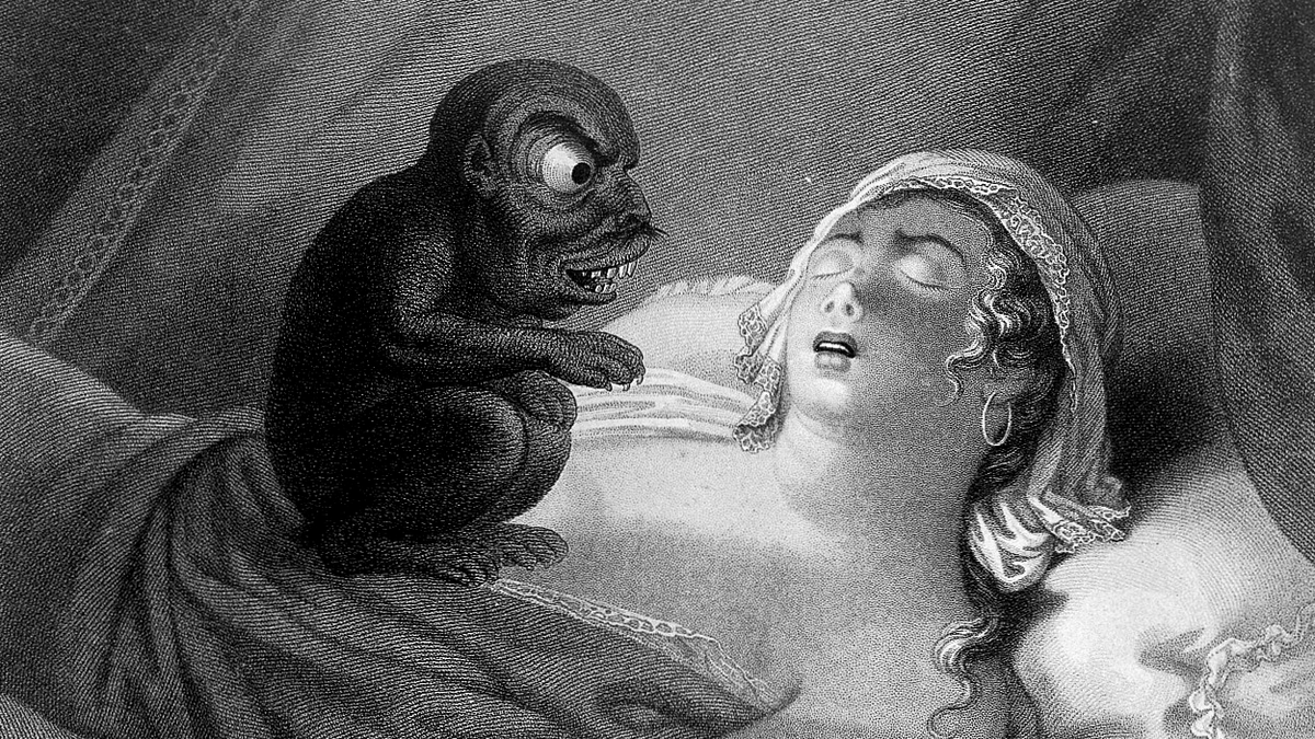 Why Sleep Paralysis Is So Scary and What You Can Do About It