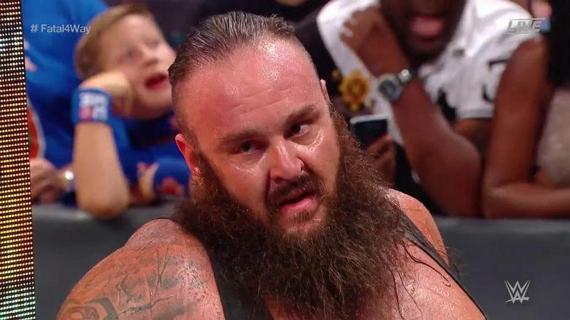 Braaaaaaaaaaaaaun (Screenshot: WWE SummerSlam 2017)