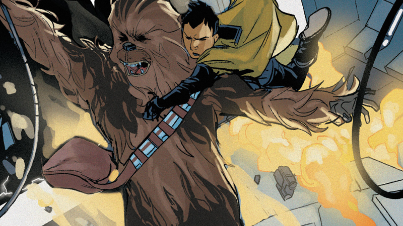 Illustration for article titled Chewbacca Comic Finally Answers A Question Star Wars Fans Have Pondered For Years