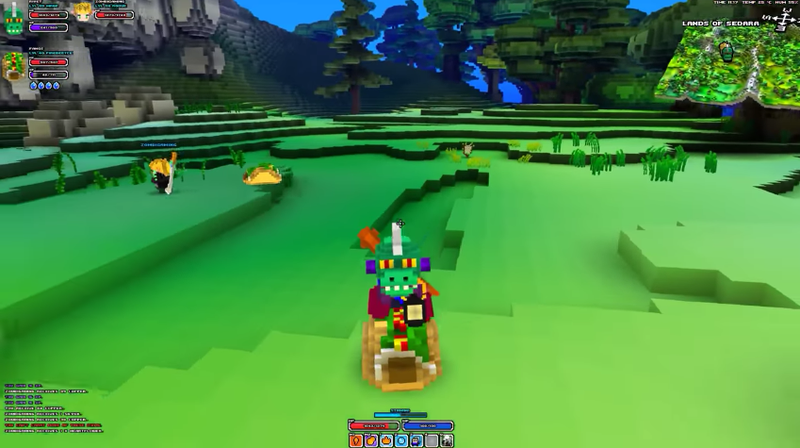 Cube world hasnt been updated in years but some fans still play image source rivet head gumiabroncs Gallery