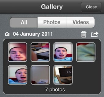 Illustration for article titled Security Cam Turns Your iPhone's Camera into a Security Camera and Monitor
