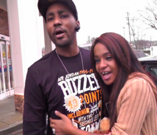 Nick Gordon and Bobbi Kristina    YouTube Screenshot
