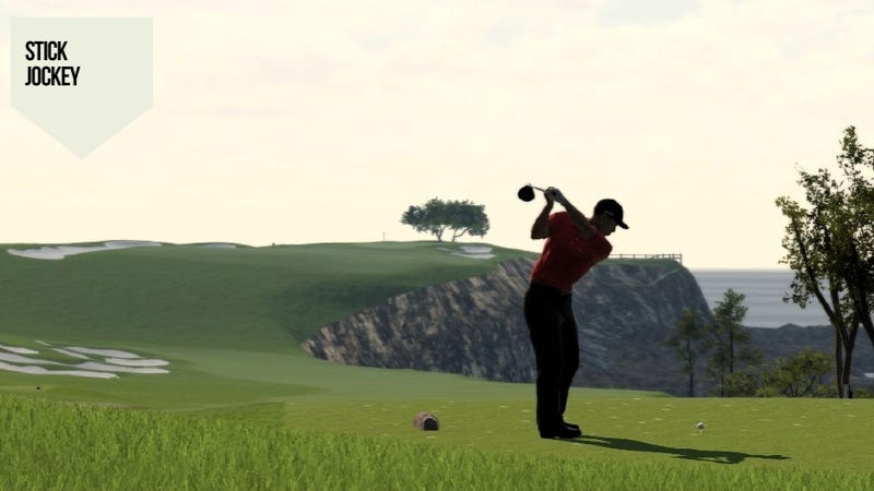 Illustration for article titled How EA Sports Made The Best Golfer In The World Irrelevant