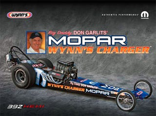 Illustration for article titled SEMA 2007: Big Daddy and Mopar to Burn Nitro Again