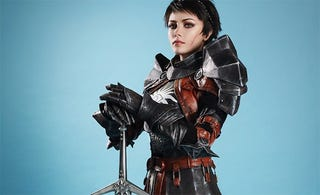Illustration for article titled Awesome Dragon Age Cosplay Is The Real Deal