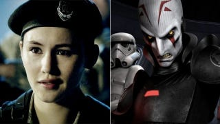 Illustration for article titled Star Wars: Rebels Gets Its Big Bad And Ep. VII Casts A Doctor Who Alum