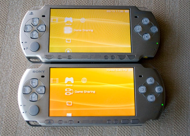 Psp 3000 Recovery Mode Not Working