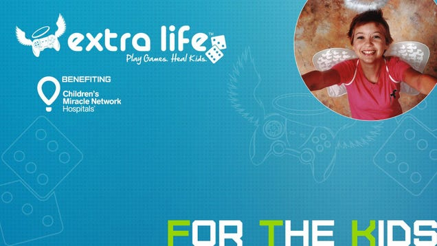 Extra Life 2016 because TAY love the kids <3