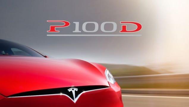 El nuevo Model S P100D es el Tesla más rápido que existe: de 0 a 100 Km/h en 2.5 segundos