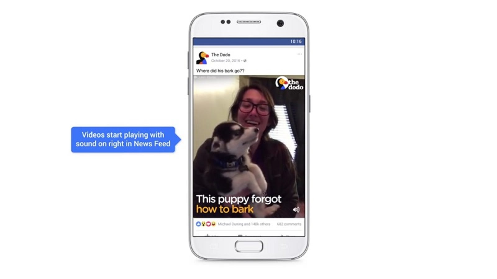 How To Turn Off Auto Playing Sound For Videos On Facebook 2 Way Switch Feed At