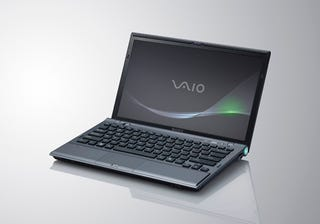 Illustration for article titled Sony Vaio Z - Gallery