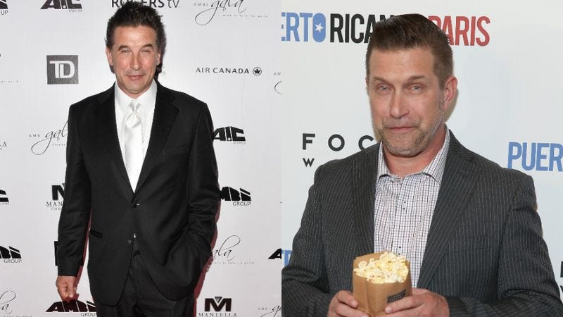 The Baldwin brothers are going to war over Donald Trump