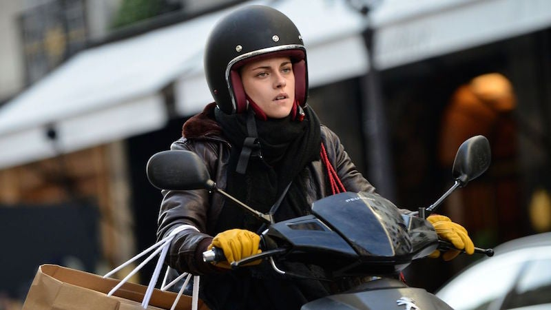 Kristen Stewart's new film Personal Shopper booed at Cannes