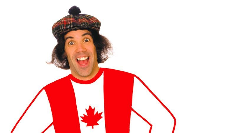 Illustration for article titled Nardwuar, rock, and Alberta beef: The A.V. Club goes to the Sled Island Music Festival