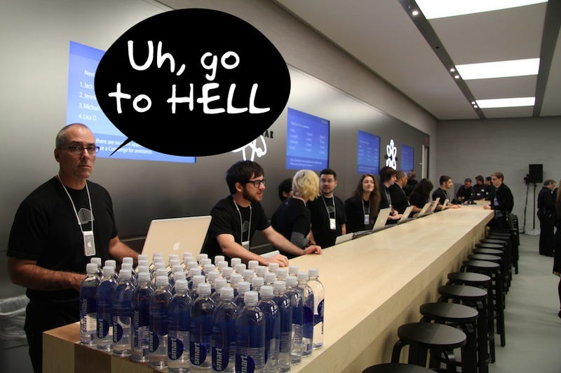 make appointment with apple genius bar