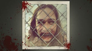 Illustration for article titled Turn Yourself into a Zombie with Dead Yourself, The Walking Dead Photo App, Win Some Killer Swag