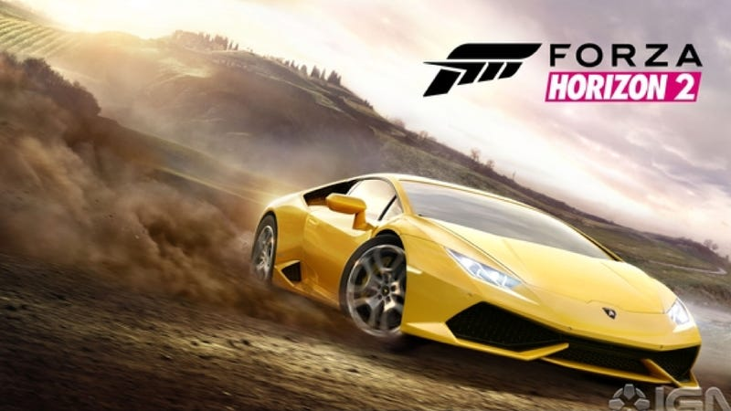 Illustration for article titled Forza Horizon 2 Will Let You Bomb Around The Hills Of Southern France